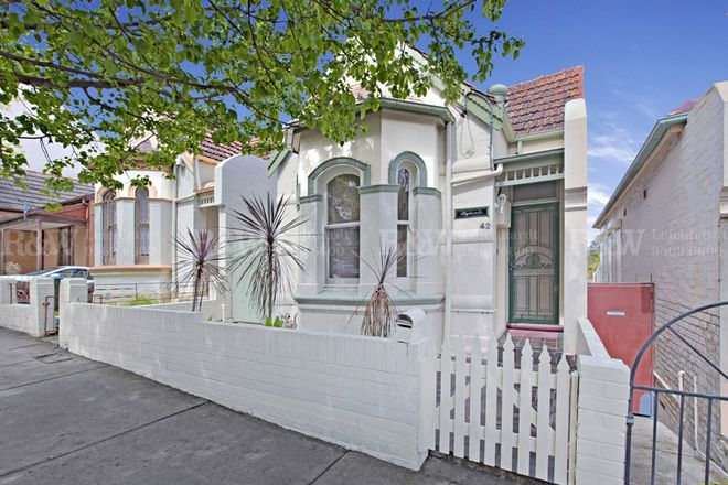 Picture of 42 Marion Street, LEICHHARDT NSW 2040