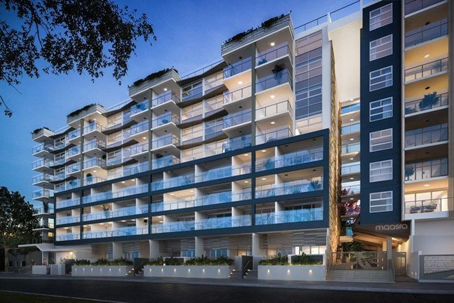 Picture of 312/100 Holdsworth Street, COORPAROO QLD 4151