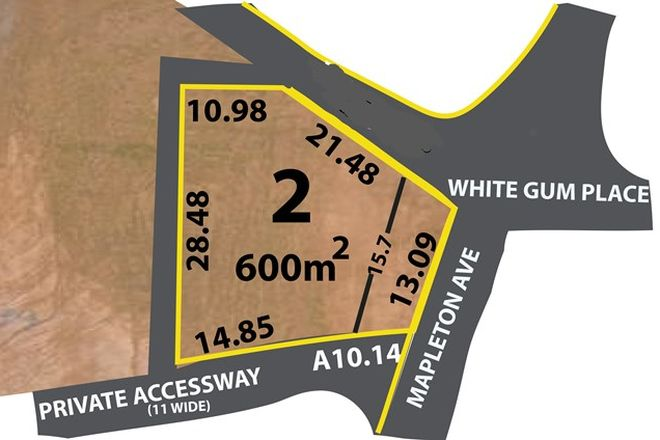 Picture of 8 WHITE GUM PLACE, KELLYVILLE NSW 2155