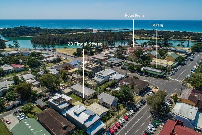 Picture of 23 Fingal Street, BRUNSWICK HEADS NSW 2483