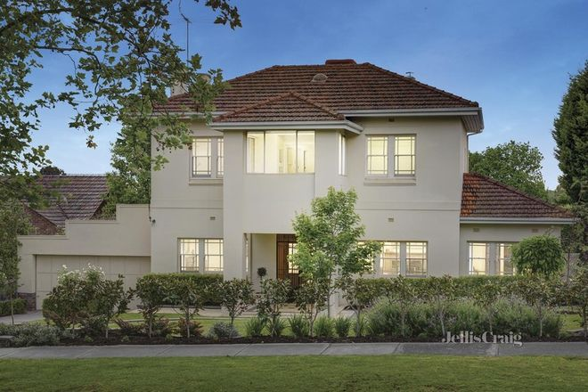 Picture of 24 Through Road, CAMBERWELL VIC 3124