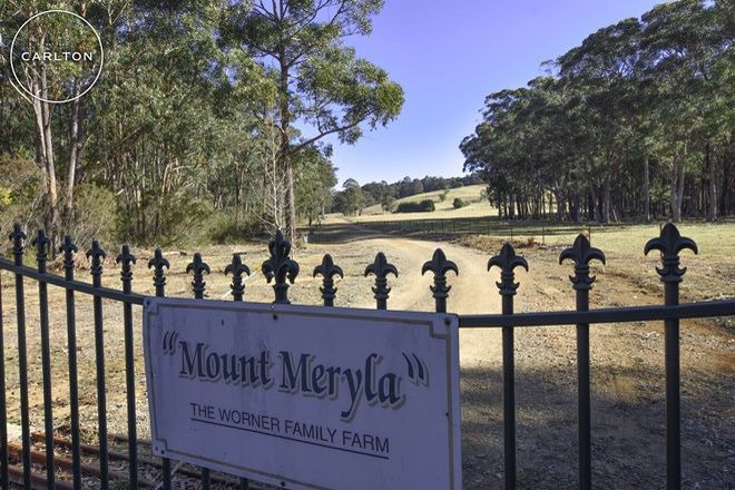 Picture of 101 .spring Hills Road, MERYLA NSW 2577