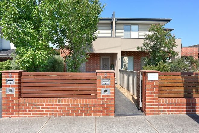 Picture of 2/7 Hermione Avenue, OAK PARK VIC 3046