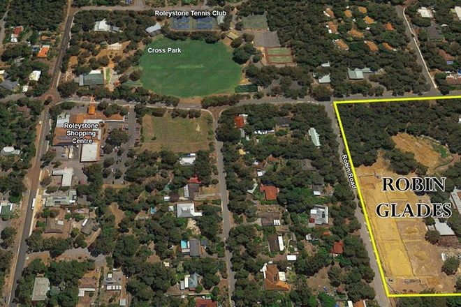 Picture of 1-26 Robin Road, ROLEYSTONE WA 6111
