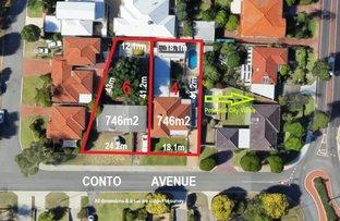 Picture of 4 CONTO AVENUE, Dianella WA 6059