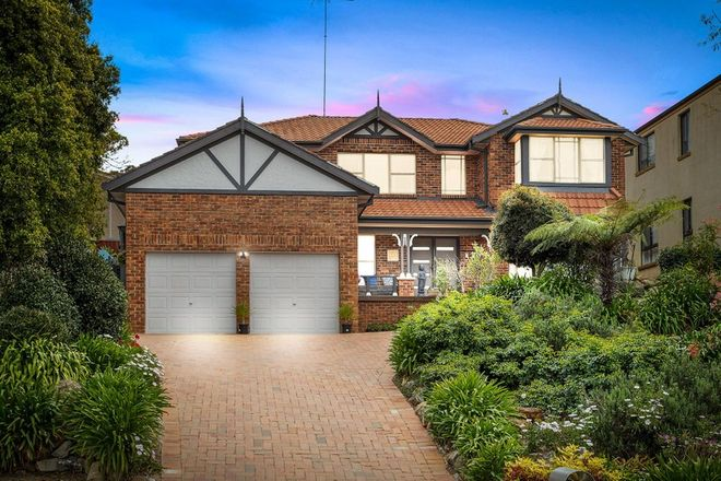 Picture of 10 Mason Place, BARDEN RIDGE NSW 2234