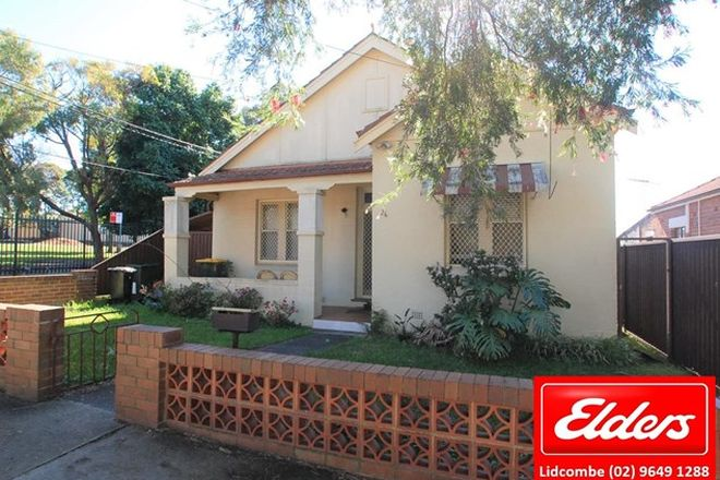 Picture of 26 Mills Street, LIDCOMBE NSW 2141
