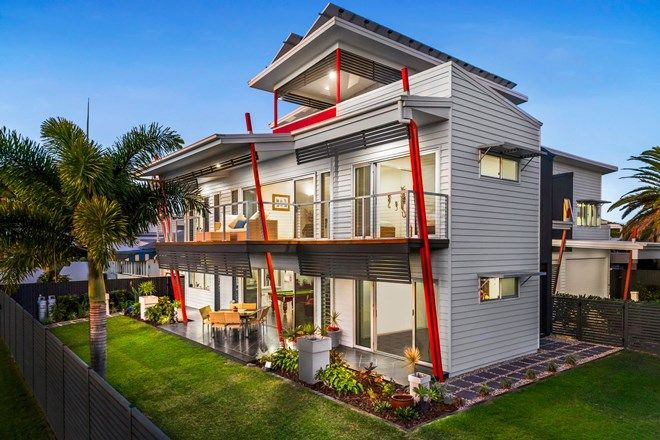 Picture of 13 Reef Point Esplanade, SCARBOROUGH QLD 4020