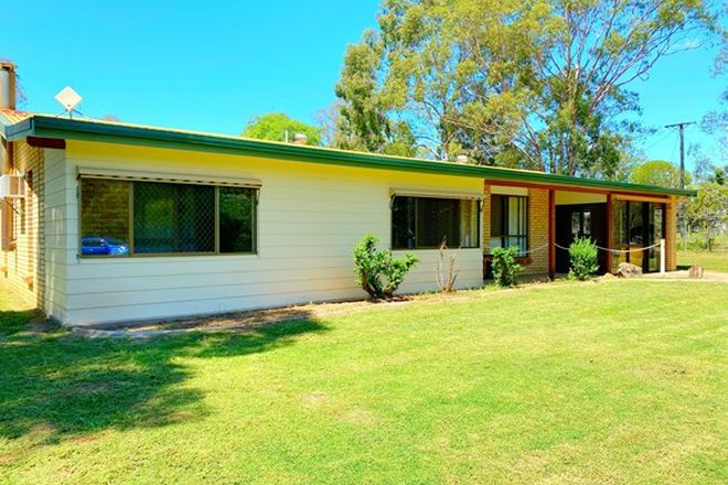 Picture of 13676 D'aguilar Highway, SOUTH NANANGO QLD 4615