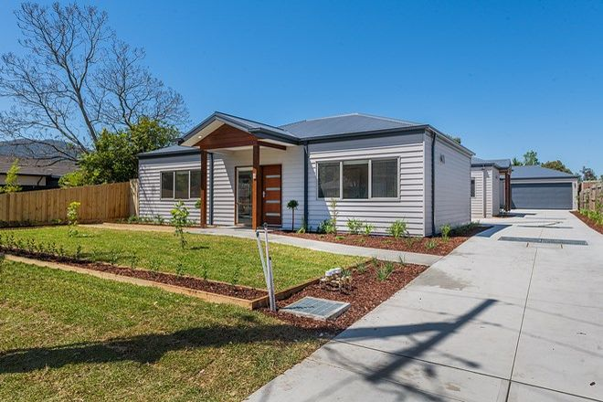 Picture of 2&3/14 Luscombe Court, KILSYTH VIC 3137