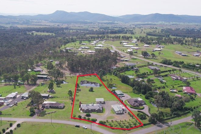 Picture of 4 Tamburlaine Court, BRANXTON NSW 2335