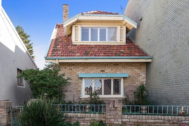 Picture of 75 Collingwood Street, MANLY NSW 2095