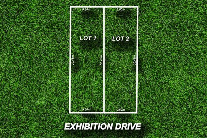 Picture of Lot 1/16 Exhibition Drive, MODBURY NORTH SA 5092