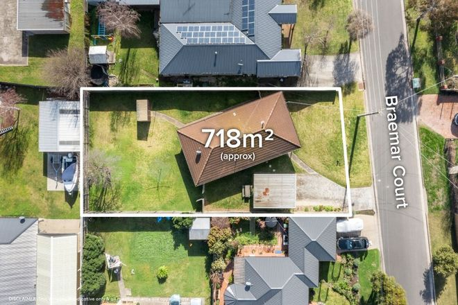 Picture of 1 Braemar Court, NEWTOWN VIC 3220