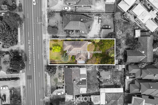 Picture of 89 Huntingdale Road, ASHWOOD VIC 3147