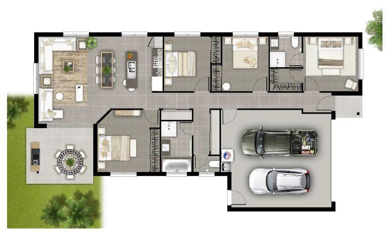 Lot 51 Oakland Pocket Estate, Morayfield QLD 4506, Image 1