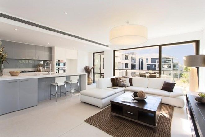 Picture of 206/33 Wattle Road, HAWTHORN VIC 3122