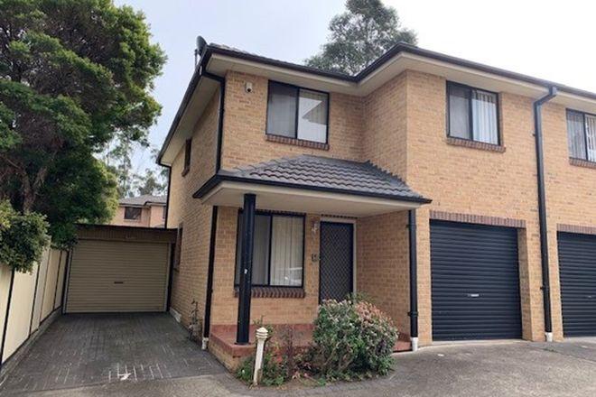 Picture of 7/49 Hythe Street, MOUNT DRUITT NSW 2770