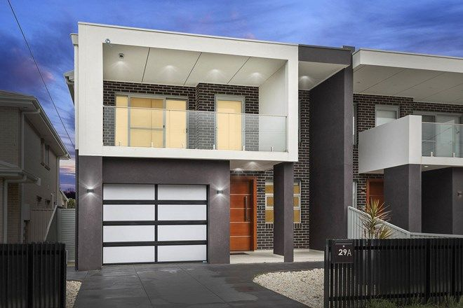 Picture of 29A Alamein Road, REVESBY HEIGHTS NSW 2212