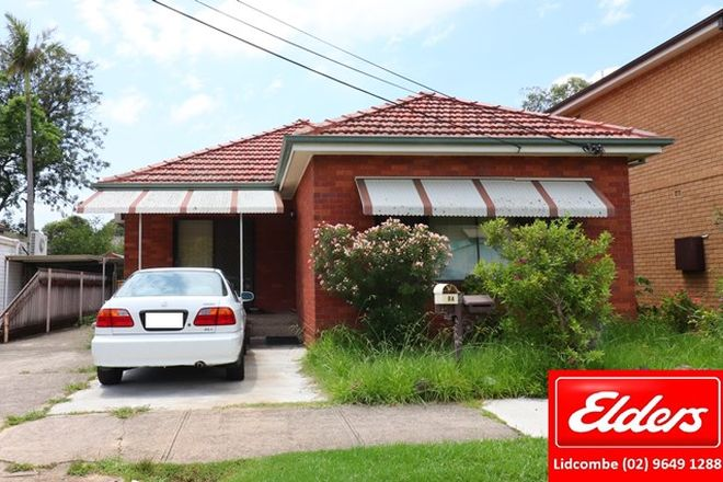 Picture of 8 Frederick Street, LIDCOMBE NSW 2141