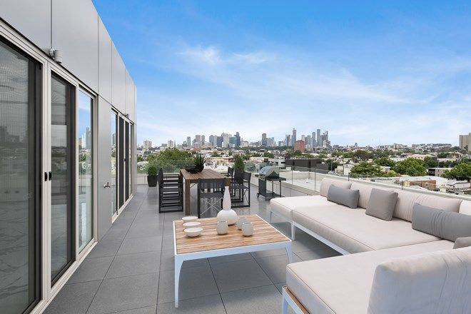 Picture of 501/500 Brunswick Street, FITZROY NORTH VIC 3068