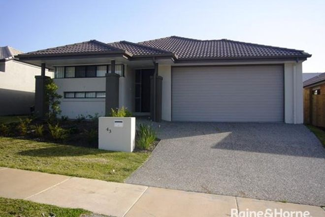 Picture of 43 Lakes Entrance Drive, SPRINGFIELD LAKES QLD 4300