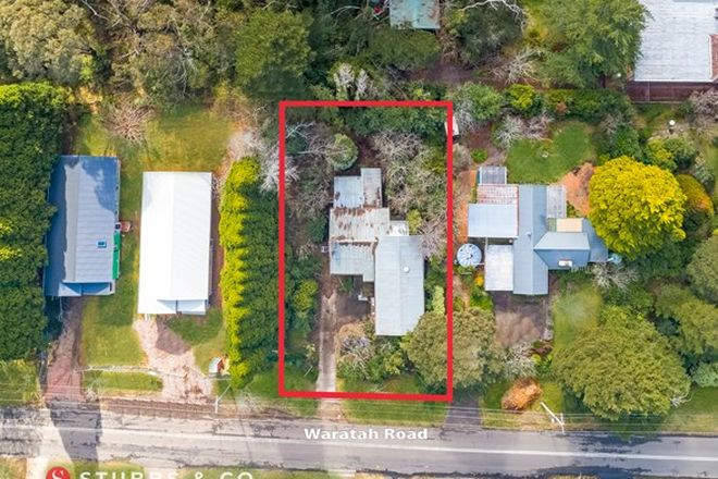 Picture of 3 Waratah Road, WENTWORTH FALLS NSW 2782