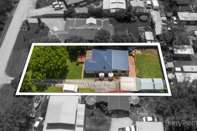 Picture of 14 Beazley Road, CARDINIA VIC 3978