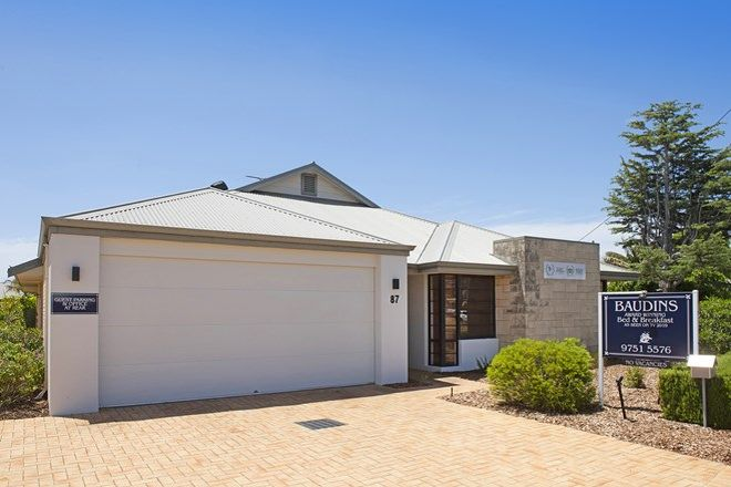 Picture of 87 Bussell Highway, WEST BUSSELTON WA 6280