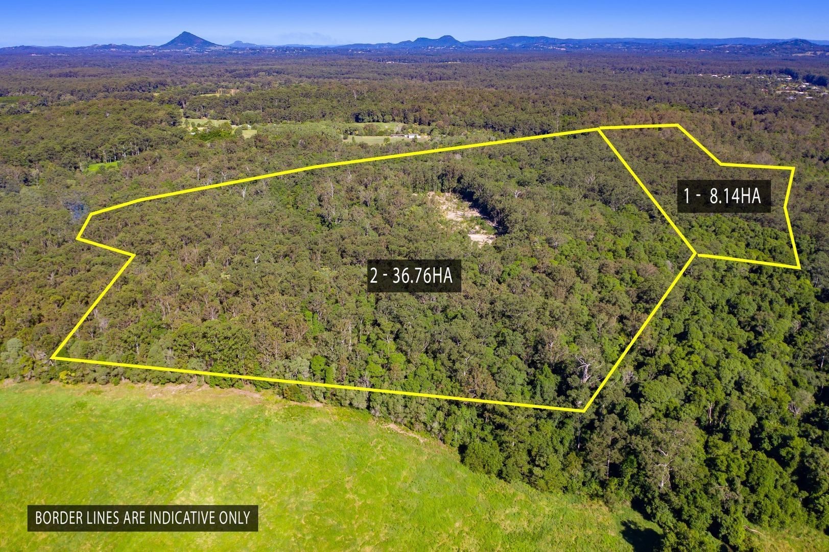 Lot 1-2, 555 Louis Bazzo Drive, Pomona QLD 4568, Image 0