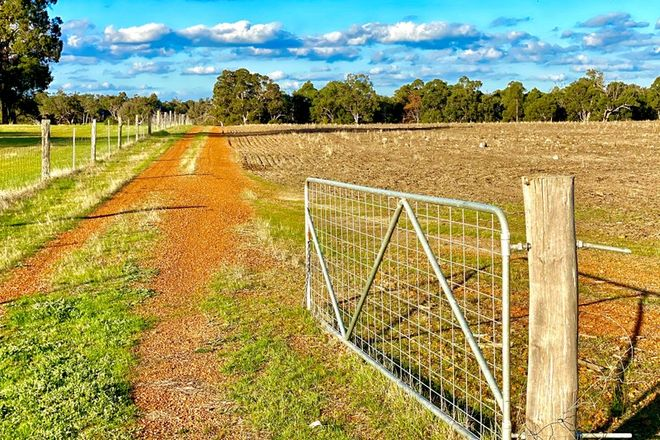 Picture of Lot 10 Hebb Road, BOWELLING WA 6225