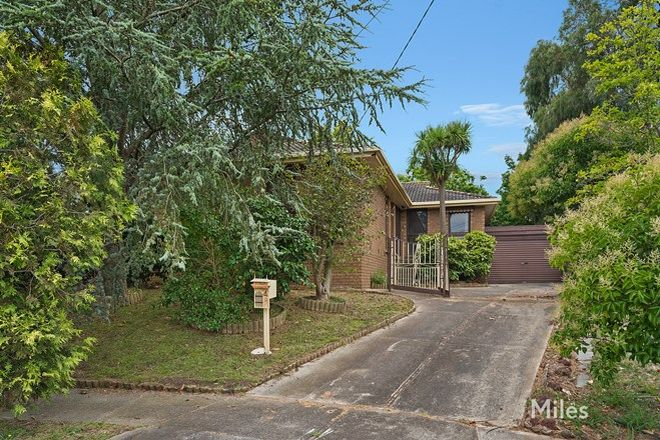 Picture of 4 Dawn Court, VIEWBANK VIC 3084