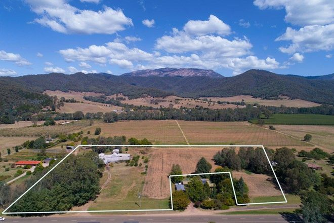 Picture of 5870 Great Alpine Road, EUROBIN VIC 3739