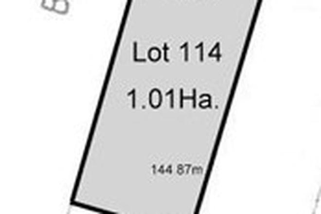 Picture of Lot 114 Burts Road, DUTTON SA 5356