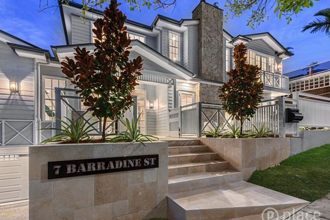 Picture of 7 Barradine Street, GREENSLOPES QLD 4120