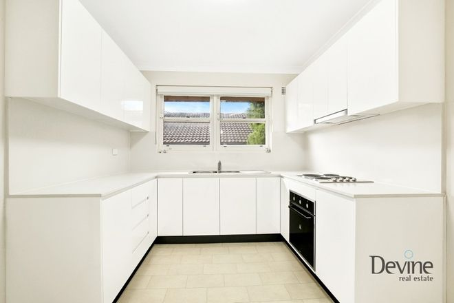 Picture of 4/68-70 Burlington Road, HOMEBUSH NSW 2140