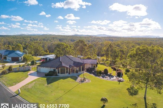 Picture of 22 Jonnel Heights Place, PAMPOOLAH NSW 2430