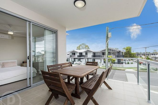 Picture of 101/64 Kates Street, MORNINGSIDE QLD 4170