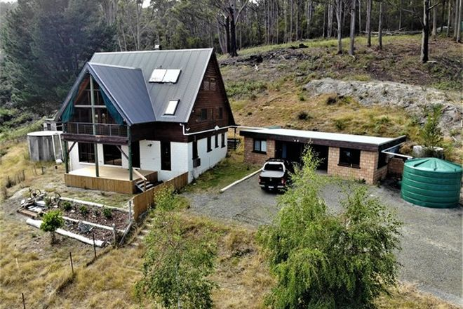 Picture of 399 Brown Mountain Road, KAROOLA TAS 7267