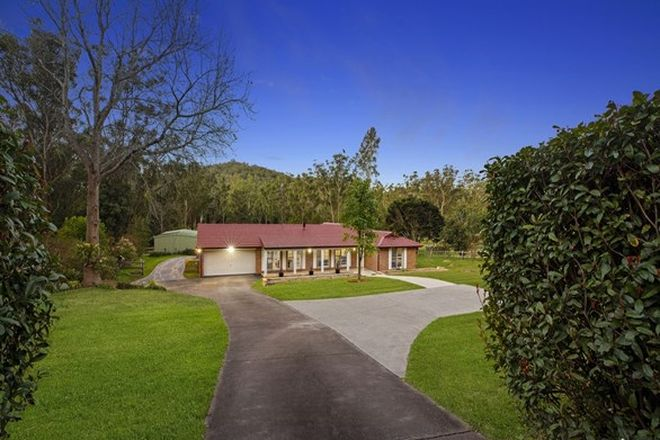 Picture of 34 Peach Orchard Road, FOUNTAINDALE NSW 2258