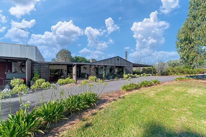 Picture of 1040 Warby Range Road, WANGARATTA SOUTH VIC 3678