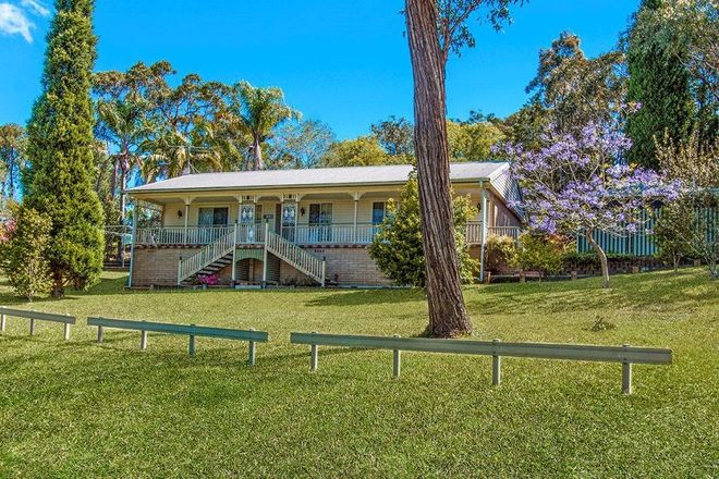 Picture of 1730 Wisemans Ferry Road, CENTRAL MANGROVE NSW 2250
