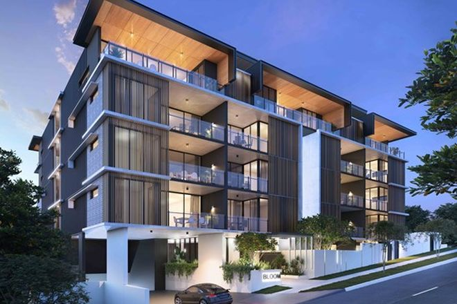 Picture of 305/17 - 21 Wesley St, LUTWYCHE QLD 4030