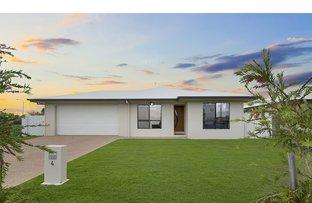 Picture of 4 Satriani Crescent, Condon QLD 4815
