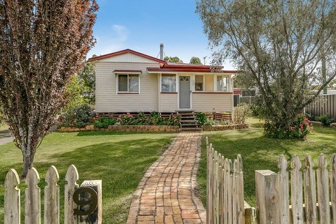 Picture of 9 Sterling Street, SOUTHBROOK QLD 4363