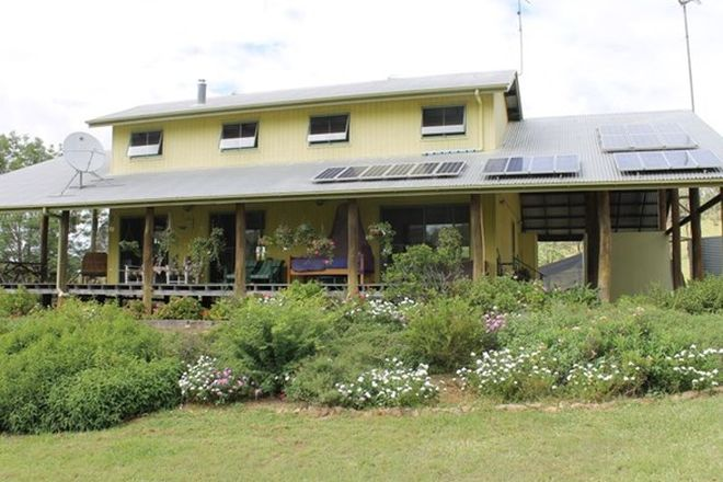 Picture of 393 Balls Road, BANCROFT QLD 4630