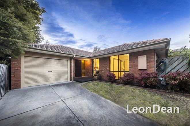 Picture of 1/111-113 watsons road, GLEN WAVERLEY VIC 3150