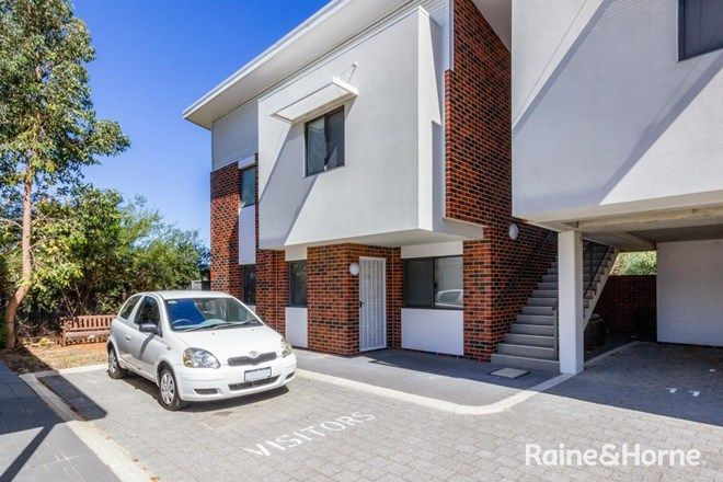 Picture of 12/148 Wharf Street, CANNINGTON WA 6107