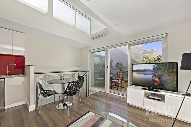 Picture of 10/6-8 Norton Street, LEICHHARDT NSW 2040
