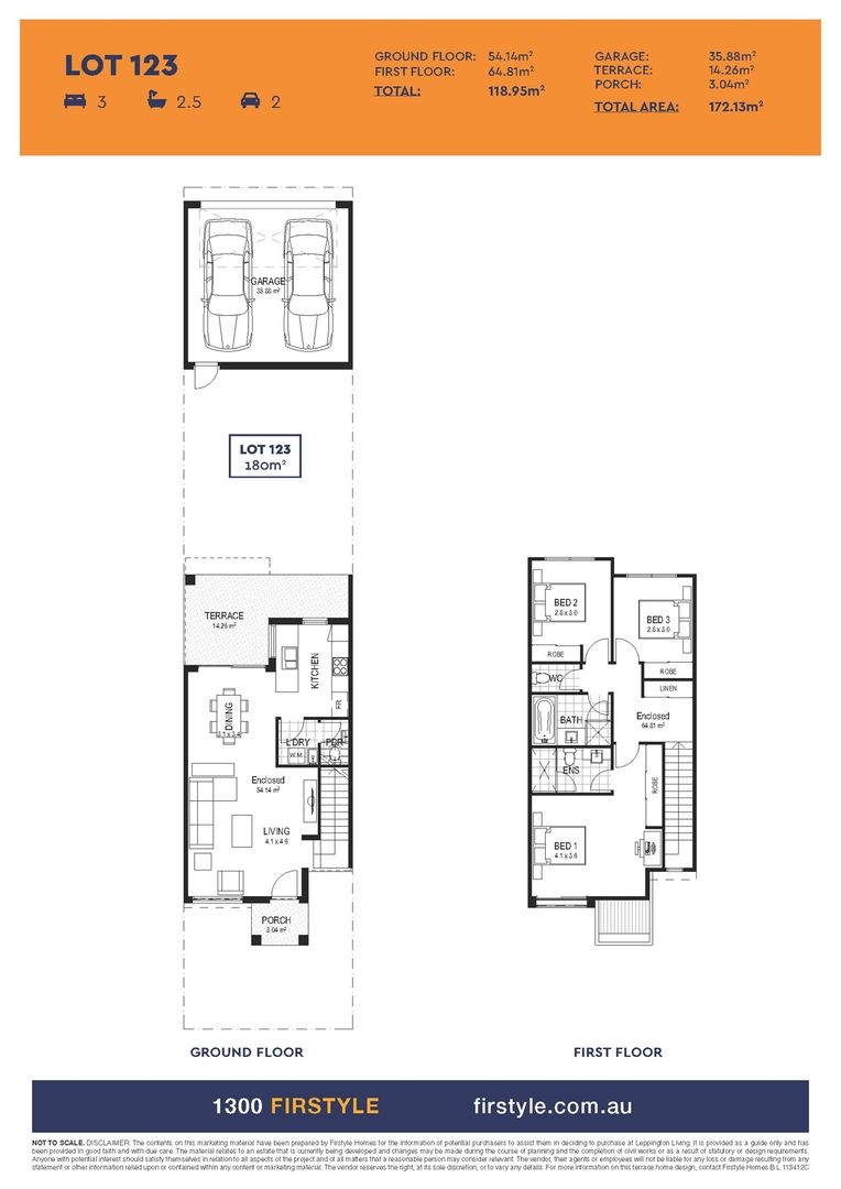 Lot 123 Sixth Avenue, Austral NSW 2179, Image 1